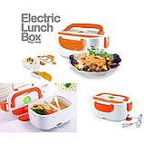 Контейнер для еды с подогревом Electric Lunch Box (ланч бокс), фото 4