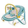 Детский шезлонг Happy Baby Nesty Blue