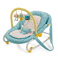 Детский шезлонг Happy Baby Nesty Blue, фото 1