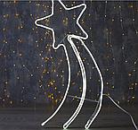 "Фигура неоновая ""Комета"" 70х27 см, 360 LED, 220V, СИНИЙ , фото 2"