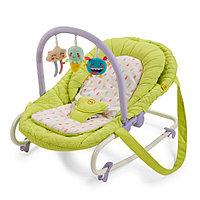 Детский шезлонг Happy Baby Nesty Green, фото 1