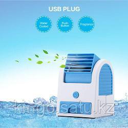 Настольный мини вентилятор-увлажнитель