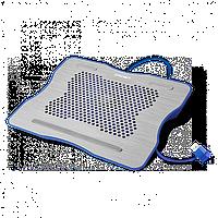 "Подставка под ноутбук охлаждающая CROWN MICRO  CMCL-1001. Диагональ до 15.6""."