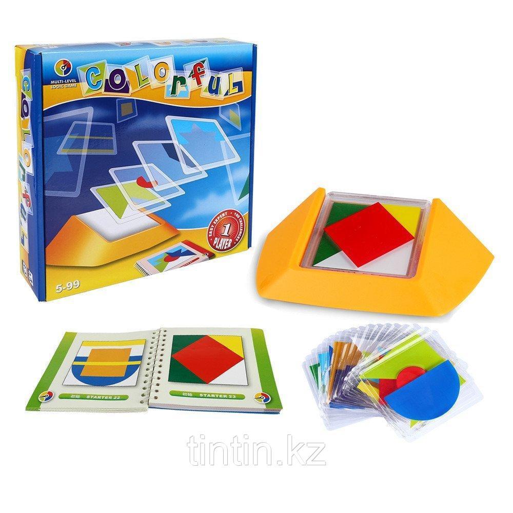 Игра-головоломка - Цветовой код