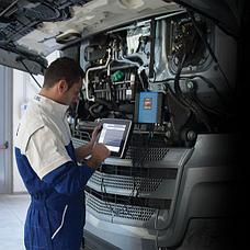 Ремонт тормозной и пневмосистемы грузовых автомобилей