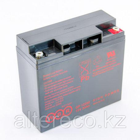 Аккумулятор WBR GP 12200 (12В, 20Ач), фото 2