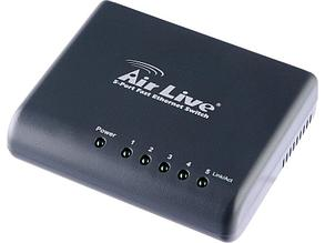 AirLive Live-5F Свитч на 4 канала