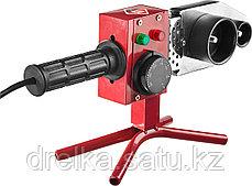 Аппарат для сварки полипропиленовых труб ЗУБР АСТ-800, МАСТЕР, 800 Вт, 50- 300 С, фото 2