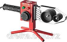Аппарат для сварки полипропиленовых труб ЗУБР АСТ-800, МАСТЕР, 800 Вт, 50- 300 С, фото 3