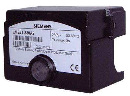 Автоматы горения LMO Siemens