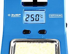 Паяльные станции цифровые, 160- 550°C серия «ПРОФЕССИОНАЛ» код 55334, фото 2