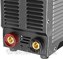 Сварочный аппарат инвертор ЗУБР ЗАС-М3-190, МАСТЕР, М3, 190А, MMA, IGBT, ПВ-35%, 1*220В (мин 180В) , фото 3