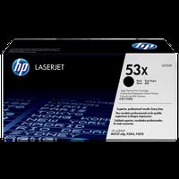 Заправка картриджа HP Q7553X