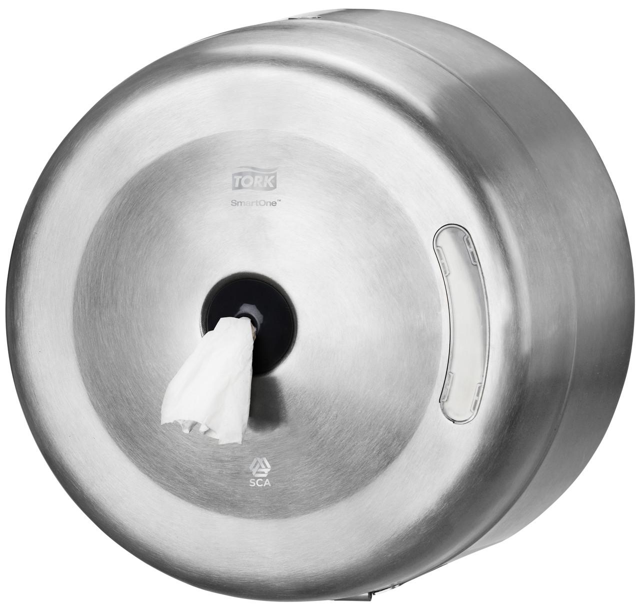 Tork SmartOne® диспенсер для туалетной бумаги в рулонах 472054