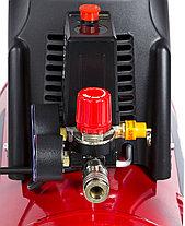 Компрессор воздушный поршневой ЗУБР ЗКП-190-24-1.5-Н4, МАСТЕР, безмасляный, 190л/мин, 24л, 8Атм, 1500Вт, 220В, фото 2