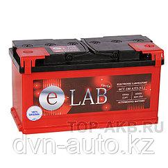 Аккумулятор автомобильный E-LAB 100R 850A  -+