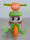 Прикольный трехколесный велосипед для детей, фото 5