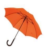 Зонт WIND, Оранжевый