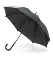 Зонт, Черный