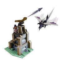 Spin Master Lonix Игрушка Ionix Сторожевая башня острова Олух