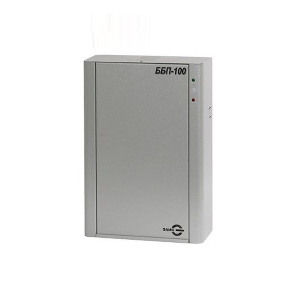 Блок питания ЭЛИС ББП-100 исп.3, 12V, 10A, АКБ