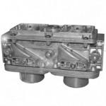 Двойной газовый клапан Siemens VGD