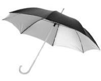Зонт, Черный/Серебро