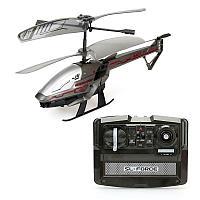 """3-х канальный вертолет Spy Cam 3 с камерой и системой """"Простое управление"""""""
