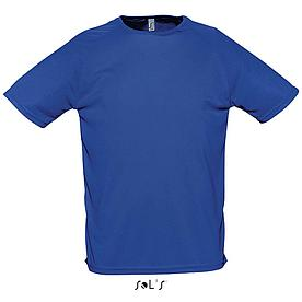 Футболка Dry Fit | Sols Sporty XXl | синяя