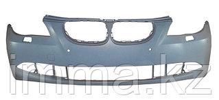Бампер БМВ E60 03-07 с отверстиями под омыватели и сонары