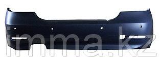 Бампер задний БМВ E60 03-07 с отверстиями под сонары