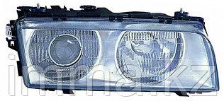 Фара БМВ E38 94-98 черная