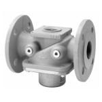 Одноступенчатый газовый клапан Siemens VGF