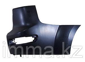 Клык заднего бампера Митсубиси OUTLANDER XL 06-13 RH