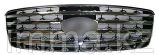 Решетка  INFINITI FX35/45/50 03-05 черн/хром