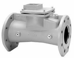 Одноступенчатый газовый клапан Siemens VGH