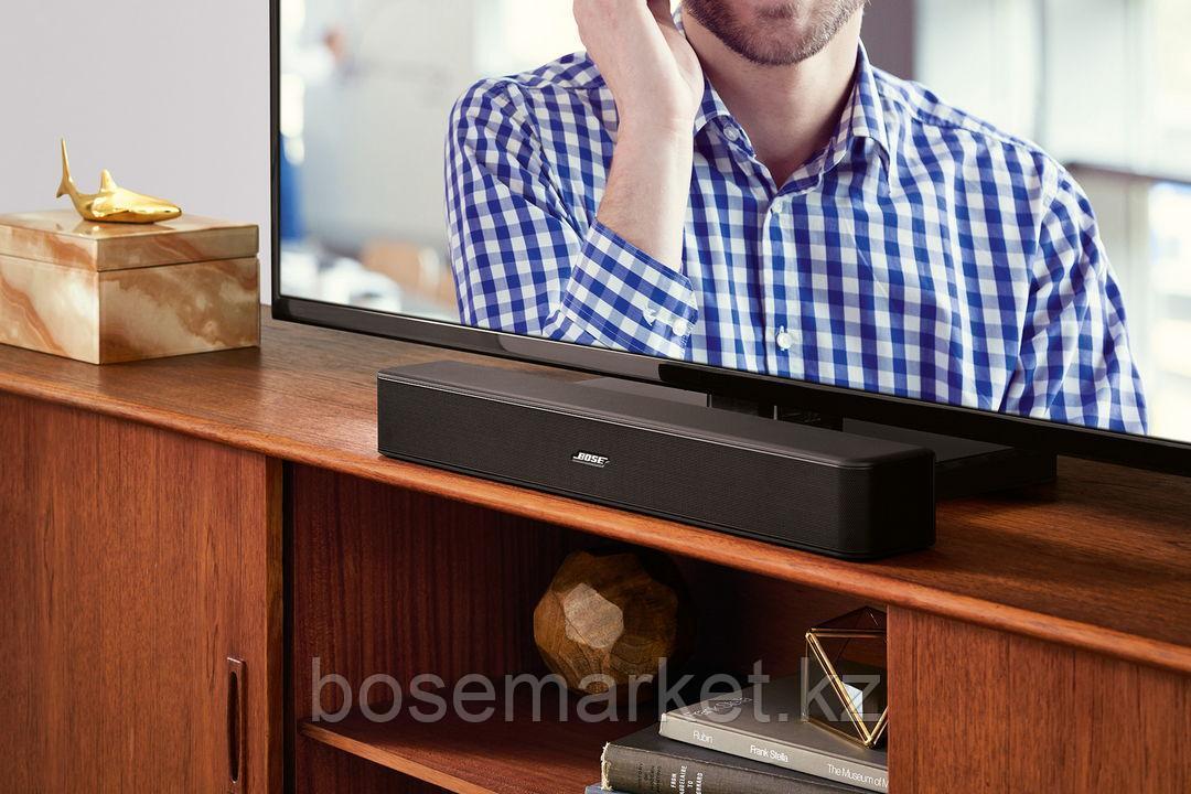 Bose TV Speaker, black
