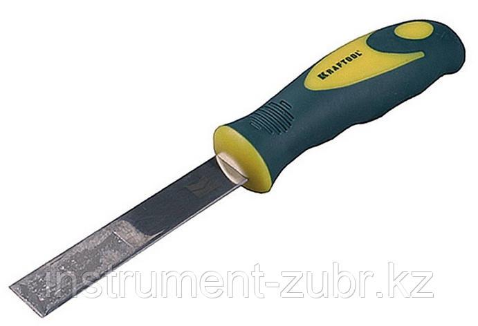Шпательная лопатка KRAFTOOL с усиленным полотном, 2-х компонентная ручка, 50мм                                          , фото 2