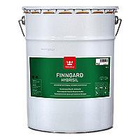 ФИННГАРД матовая однокомпонентная неорганическая фасадная краска на основе жидкого калийного стекла 18л