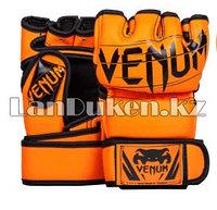 Перчатки MMA (шингарты) Venum Undisputed 2.0 Orange