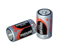 Солевая батарейка Maxell Zinc R20 2 shrink