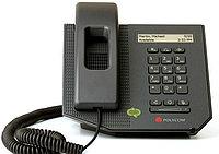USB телефон Polycom CX300 (2200-32500-025), фото 1