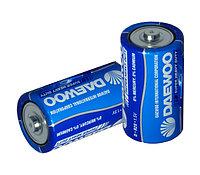 Алкалиновая батарейка DAEWOO LR20 2 card