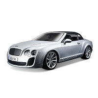 1:18 BB Машина  BENTLEY Continental Supersport Convertible  металл.