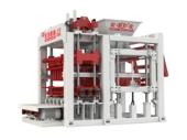 Автоматический вибропресс для производства блоков qt12-15F из Китая