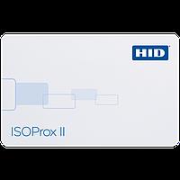 Карта доступа HID IP1386 LGGMN ISOProx II (тонкая)