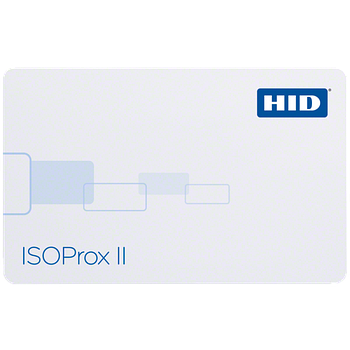 Карта HID ISOProx II 1386 LGGMN 1386, тонкая