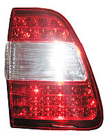 Вставка в крышку багажника Тойота LAND CRUISER 100 05-07 диодная