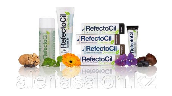 Краска для бровей и ресниц RefectoCil Sensitive