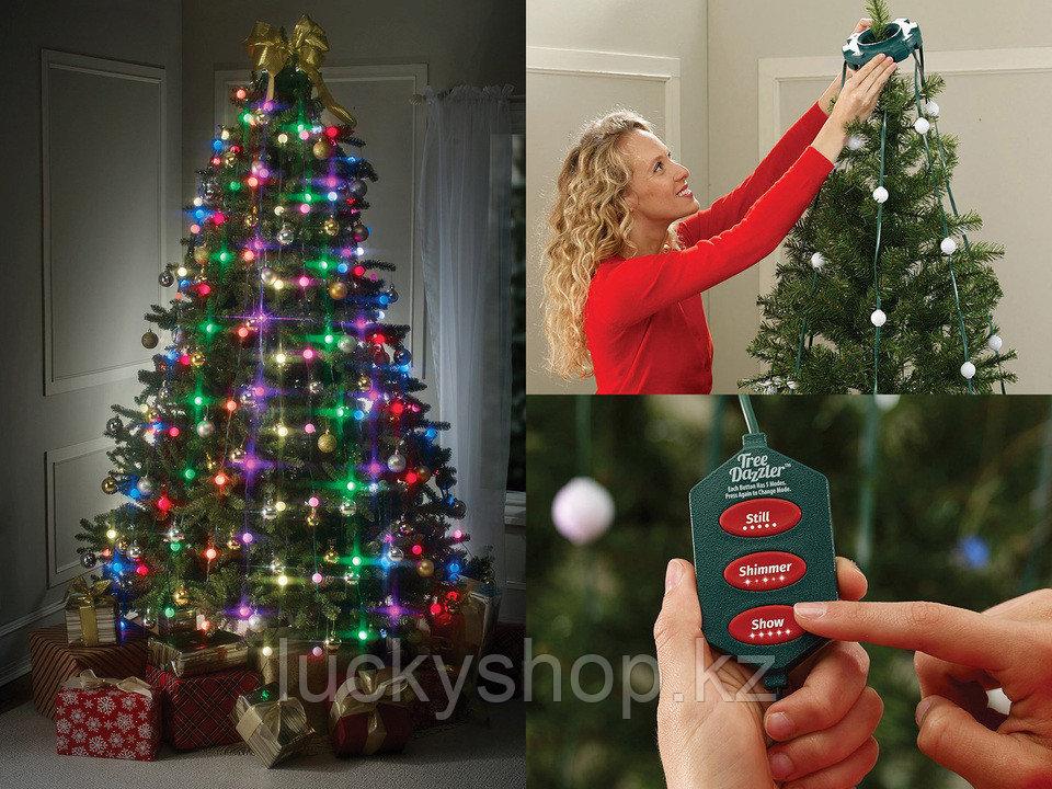 Гирлянда Tree Dazzler - на новогоднюю елку